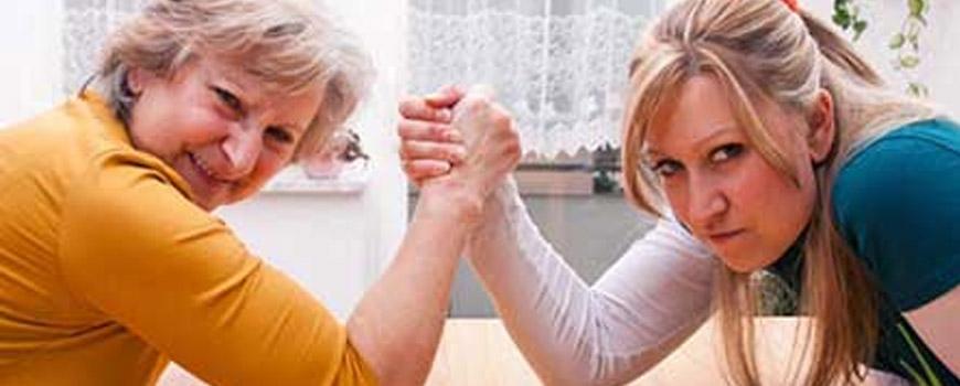 راهکارهایی برای تفاهم عروس با مادر شوهر