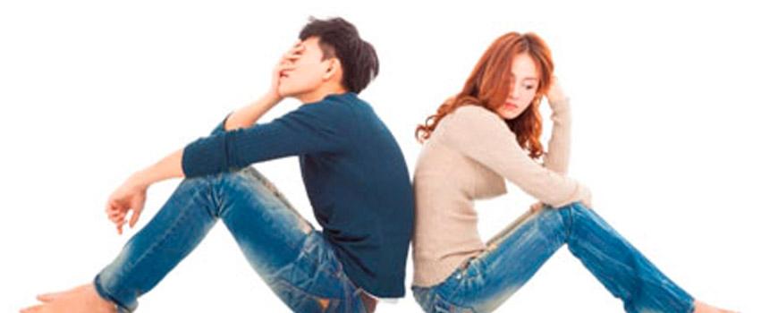 آشتی دادن زن و شوهر بعد از دعوا
