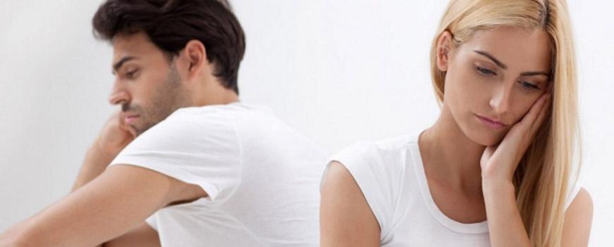 فیلم: تاثیر سردی جنسی بر طلاق