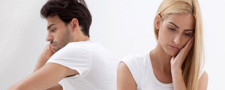 فیلم: مشکلات جنسی که روابط زناشویی رو به سمت فروپاشی میبرد