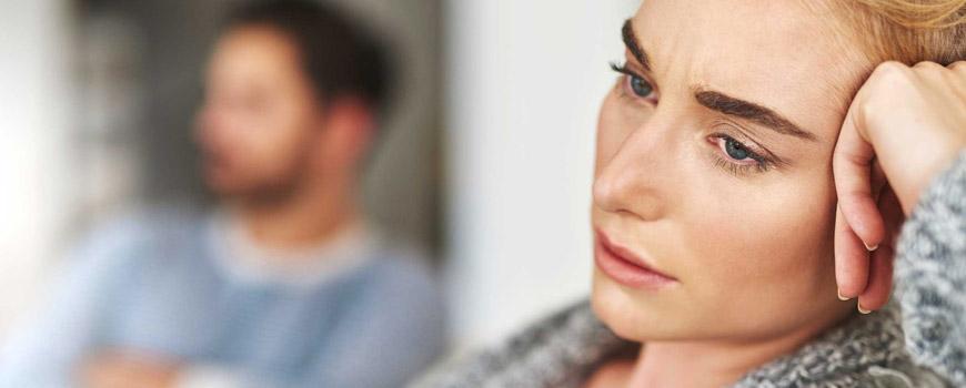 صوت: بهانهجویی خانم در زندگی مشترک