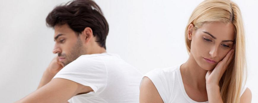 درمان و تقویت بی میلی جنسی در مردان