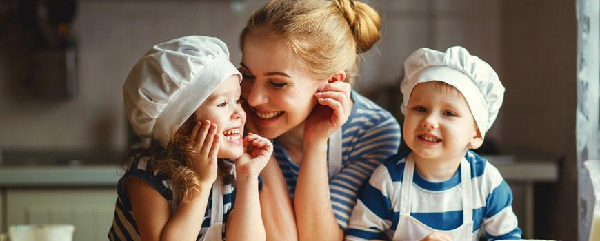 چطور یک مادر خانهدار موثر باشم؟