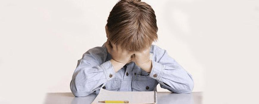 ریشهیابی اضطراب دوران مدرسه
