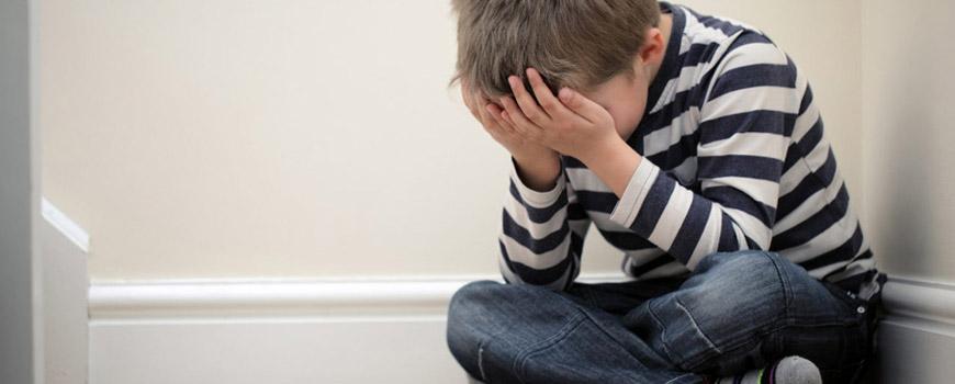 اثرات جانبی تنبیه کودکان