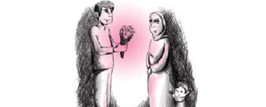 ازدواج پسران با زنان مطلقه