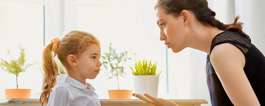 عباراتی که والدین هرگز نباید به کودک بگویند