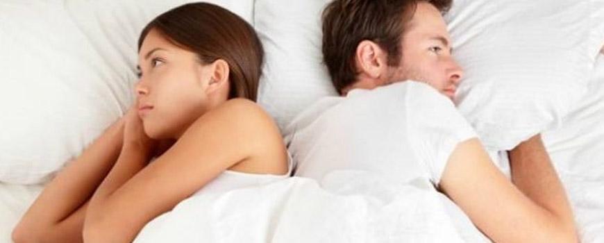علت نداشتن رابطه جنسی زن و شوهر