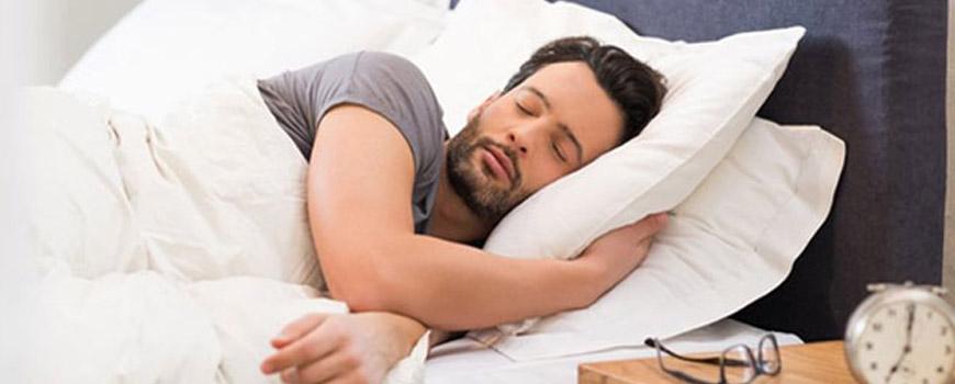 خواب خوب + روش های درمان بی خوابی